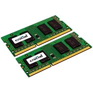 Crucial SO-DIMM 16GB KIT DDR3 1600MHz CL11 Dual Voltage - System Memory
