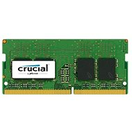 Crucial SO-DIMM 4GB DDR4 2133MHz CL15 Single Ranked - System Memory