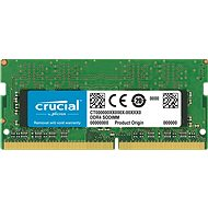 Crucial SO-DIMM 4GB DDR4 2666MHz CL19 Single Ranked - System Memory