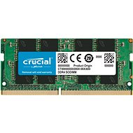Crucial SO-DIMM 8GB DDR4 2666MHz CL19 Single Ranked