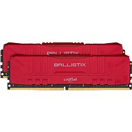 Crucial 32GB KIT DDR4 3600MHz CL16 Ballistix Red - System Memory