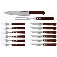 CS Solingen Stainless-steel Steak Cutlery Set 14pcs CS-070243