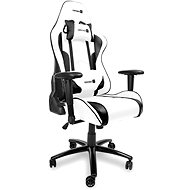 CONNECT IT CGC-1160-WH, White - Gaming Chair