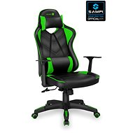 CONNECT IT LeMans Pro CGC-0700-GR, green - Gaming Chair