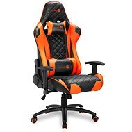 CONNECT IT Escape For CGC-1000-OR, Orange - Gaming Chair