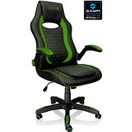 CONNECT IT Matrix Pro CGC-0600-GR, Green - Gaming Chair