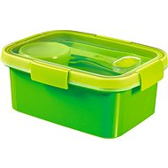 Curver SMART TO GO Lunch Kit 1.2l with cutlery, bowl and tray - green