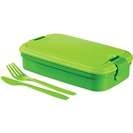 CURVER LUNCH & GO lunch box, green - Snack box