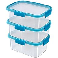 Curver SMART FRESH 3x 0.2L - Food Container Set