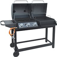 Cattara DUET 2-in-1 Gas/Charcoal - Grill