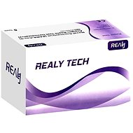 Realy Tech Covid-19 Ag Saliva Test - Designed for Self-Testing, 5-Pack - Tester