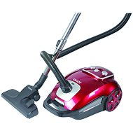 XL-817 Red - Bagged vacuum cleaner