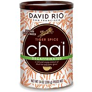 David Rio Tiger Spice Chai Decaffeinated, 398g - Drink