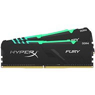 HyperX 16GB KIT DDR4 2666MHz CL16 RGB FURY series - System Memory