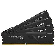 HyperX 64GB KIT DDR4 2666MHz CL16 FURY series - System Memory