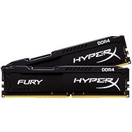 Kingston 16GB KIT DDR4 2133MHz CL14 HyperX Fury Black Series - System Memory