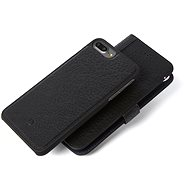 Decoded Leather 2in1 Wallet Case Black for iPhone 7 Plus/8 Plus