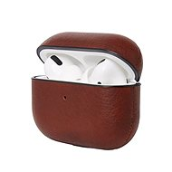 Decoded AirCase for Apple AirPods Pro, Brown - Case
