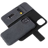 Decoded Recycled Wallet, antrazite iPhone 11 Pro Max - Mobile Case