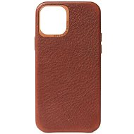 Decoded Backcover Brown iPhone 12/iPhone 12 Pro - Mobile Case