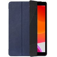 "Decoded Leather Cover Navy iPad 10.2"" 2019 - Tablet Case"