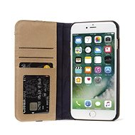 Decoded Leather 2-in1 Wallet Case Sahara for iPhone 8/7/6s - Mobile Phone Case