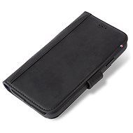 Decoded Leather Card Wallet Black iPhone XS Max - Mobile Phone Case