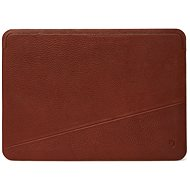 """Decoded Leather Sleeve Brown Macbook 13"""" - Laptop Case"""