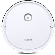 DEEBOT U2 White - Robotic Vacuum Cleaner