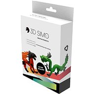 3D Simo Dragon Creative Box