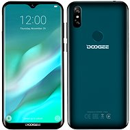 Doogee X90L green - Mobile Phone