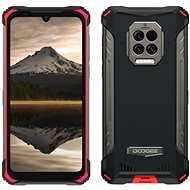 Doogee S86 PRO Red - Mobile Phone