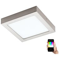Eglo - LED RGBW Dimmable Ceiling Light FUEVA-C LED/15,6W/230V Bluetooth - Ceiling Light