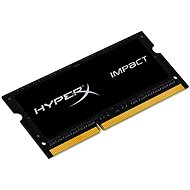 HyperX SO-DIMM 4GB DDR3L 1600MHz Impact CL9 Dual Voltage Black Series - System Memory