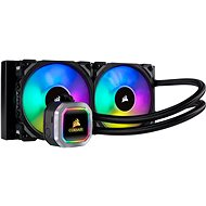 Corsair Hydro Series H100i RGB PLATINUM - Liquid Cooling System