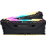 Corsair 64GB KIT DDR4 3200MHz CL16 Vengeance RGB PRO. Black - System Memory