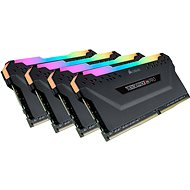 Corsair 64GB KIT DDR4 3200MHz CL16 Vengeance RGB PRO, Black - System Memory
