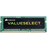 Corsair SO-DIMM 2GB DDR3 1066MHz CL7 - System Memory