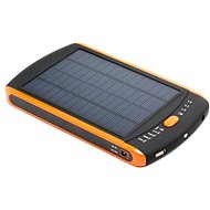 DOCA Powerbank Solar 23000mAh black/orange - Powerbank
