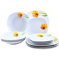 DOMESTIC TULIP Dining Set 12pcs - Dish Set