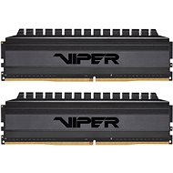 PATRIOT Viper 4 Blackout Series 16GB KIT DDR4 3600MHz CL17 - System Memory