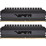Patriot Viper 4 Blackout Series 16GB KIT DDR4 3600MHz CL18 - System Memory