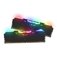 PATRIOT Viper RGB Black 16GB DDR4 3600 MHz CL17