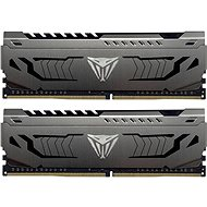 Patriot Viper Steel Series 16GB KIT DDR4 3600Mhz CL17 - System Memory