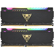 Patriot Viper Steel RGB Series 64GB KIT DDR4 3200MHz CL18 - System Memory
