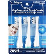 Dr. Mayer RBH20 Replacement Brushheads for GTS2050UV/GTS2000/GTS2060 - Replacement Head
