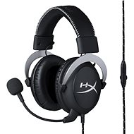 HyperX Cloud Gaming Headset silver