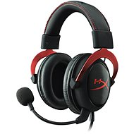 HyperX Red Cloud II Gaming Headset red