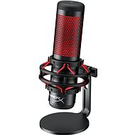 HyperX QuadCast - Desktop Microphone