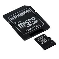 Kingston MicroSDHC 16GB UHS-I U1 - Memory Card
